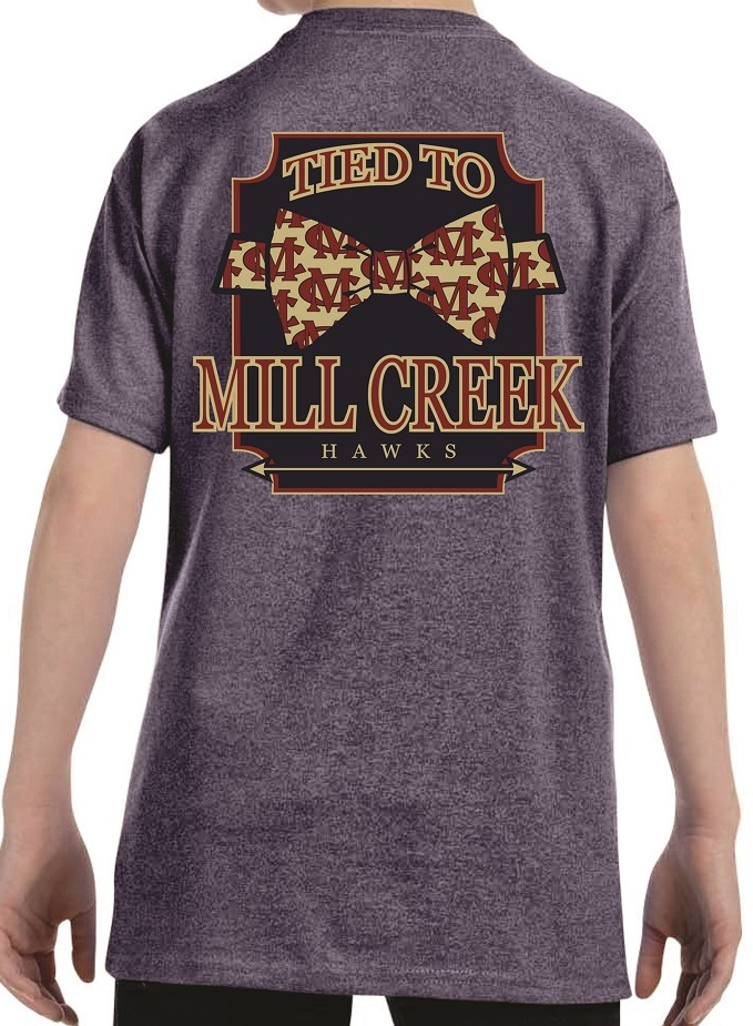 Tied To Mill Creek